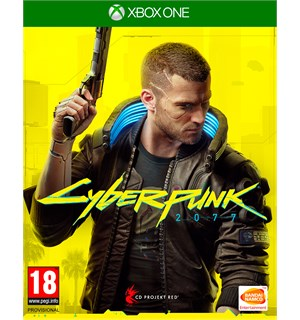 Cyberpunk 2077 Day One Edition Xbox One